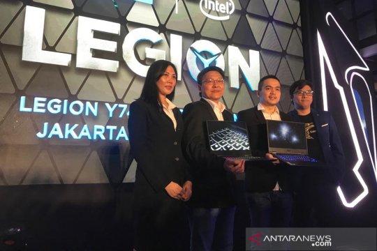 Lenovo klaim nomor dua di Indonesia untuk pasar laptop gaming