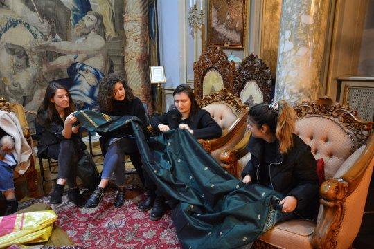 Ini yang dipelajari mahasiswa sekolah mode Italia tentang Indonesia