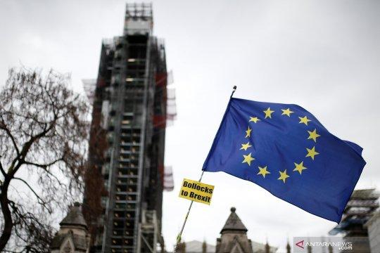 Uni Eropa tak berubah pascapengunduran PM May