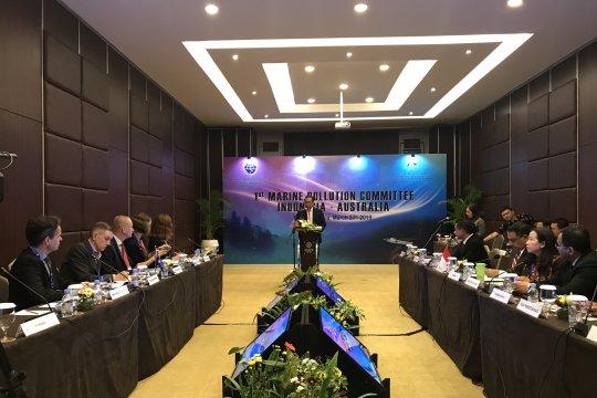 Indonesia kirim SDM ke Australia belajar penanggulangan polusi laut