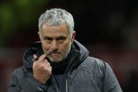 Mourinho jadi komentator Manchester United vs Liverpool