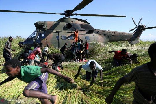 Donor janjikan 1,2 miliar dolar AS untuk bangun kembali Mozambik