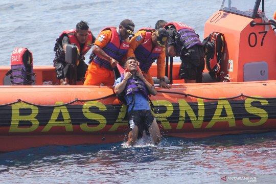 Latihan gabungan SAR Indonesia dan Australia