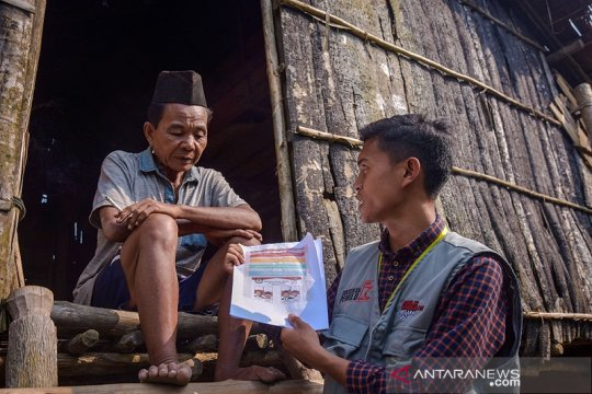 Mendongrak partisipasi Suku Talang Mamak