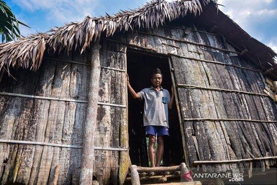 Datang ke TPS sebagai bukti sayang warga Talang Mamak
