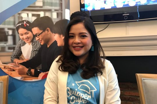 Tasya Kamila kesal atas anggapan ibu tak perlu sekolah tinggi