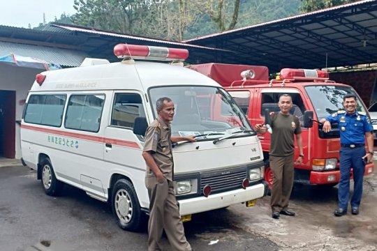 Jepang hibahkan ambulance ke Pesisir Selatan