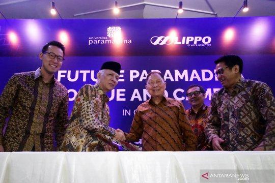 MOU Lippo Group dengan Yayasan Wakaf Paramadina
