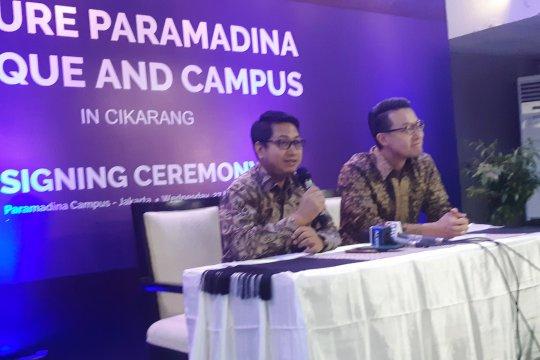 Yayasan Wakaf Paramadina akan bangun masjid dan kampus di Meikarta