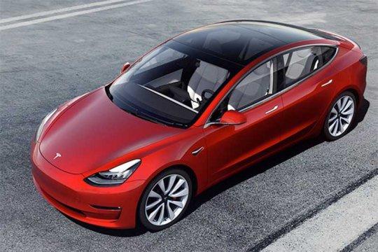 Tesla geser BMW, Mercedes-Benz dan Audi di Eropa