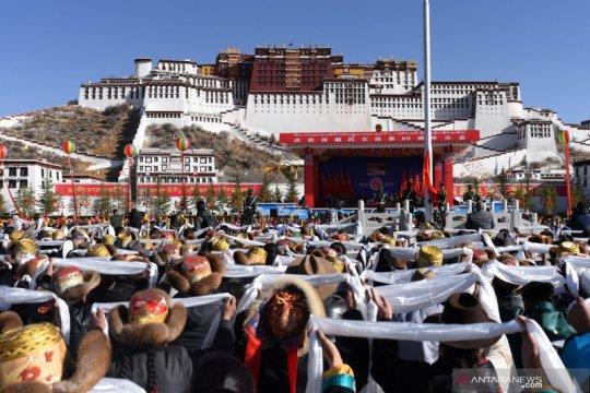Pemimpin politik Tibet melihat peningkatan dukungan dari AS