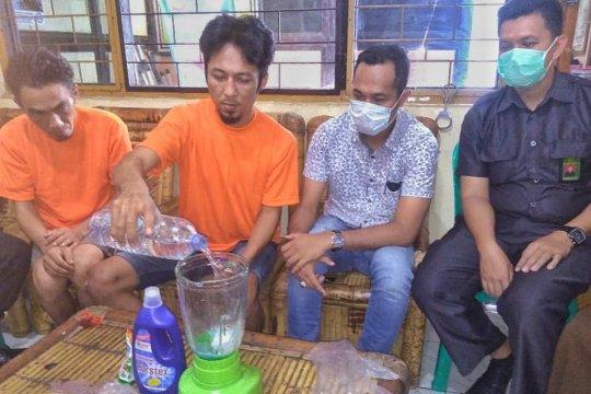 Polres Mataram musnahkan satu ons sabu-sabu