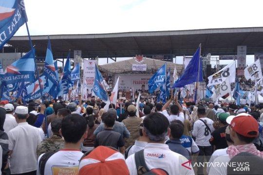 Prabowo sebut masyarakat semakin cerdas terkait pemilu