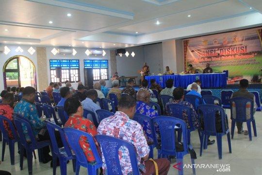 Pemuda dan tokoh agama di Papua diajak jaga kelestarian lingkungan