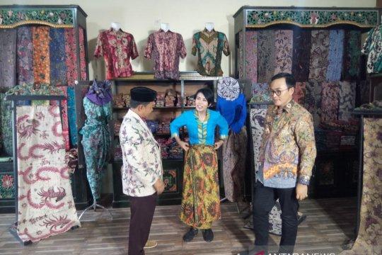 Penjualan batik tulis Pamekasan meningkat pascapromosi