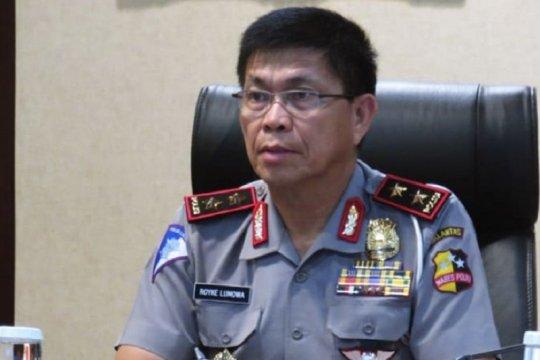 Dua SSK Brimob Polda Maluku pertebal keamanan ibu kota