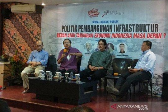 Rizal Ramli tekankan perencanaan dalam pembangunan infrastruktur