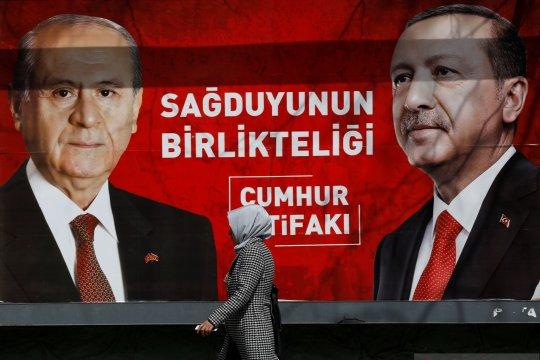 Komisi Pemilu Turki: Penghitungan ulang suara pernah terjadi