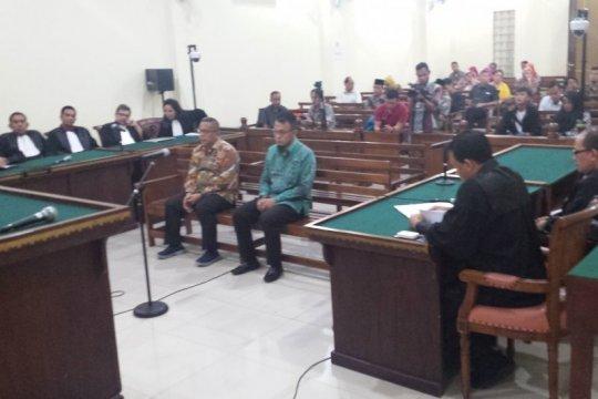Mantan Kadis PUPR Lampung Selatan divonis empat tahun penjara