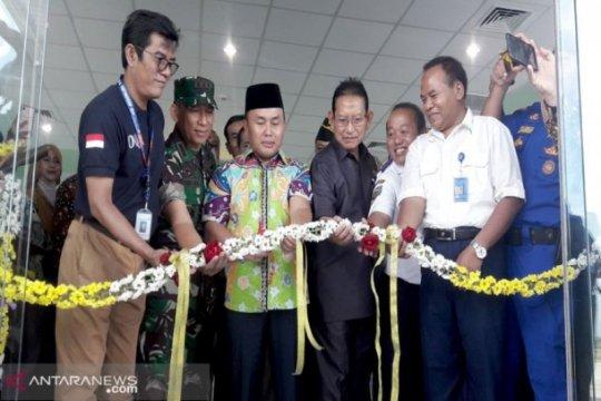 Terminal baru Bandara Tjilik Riwut mulai dioperasikan