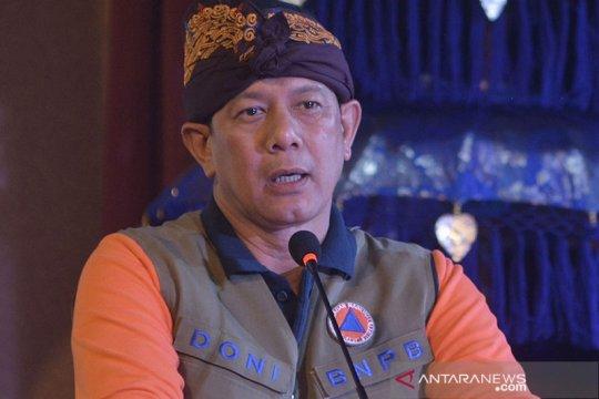 "Kepala BNPB : ""Katong jaga alam, alam jaga Katong"""