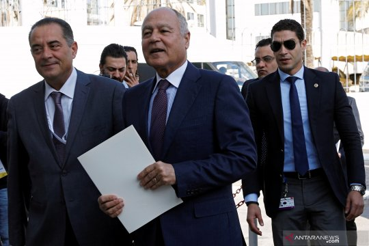 Tunisia akan koordinasikan tanggapan Arab atas kebijakan AS