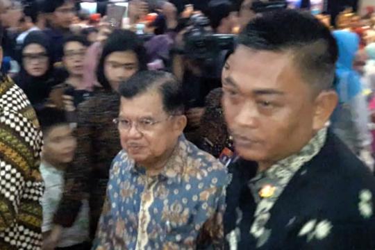 Wapres ajak masyarakat majukan perfilman Indonesia