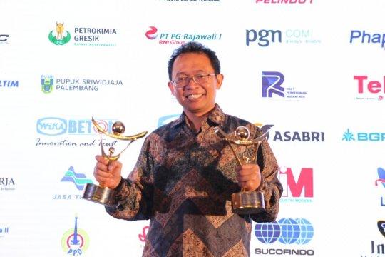 BGR Logistics raih dua penghargaan Anugerah BUMN 2019