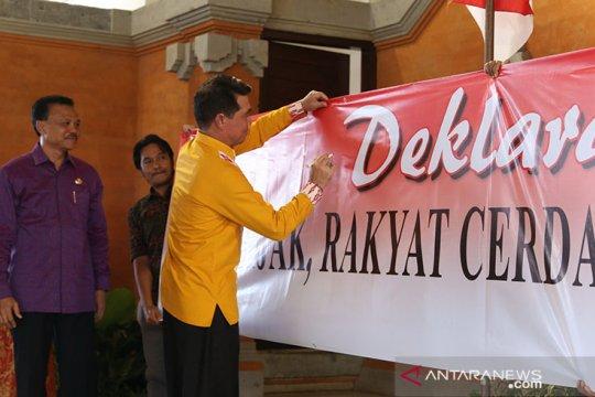 Gubernur Bali minta pers tingkatkan literasi informasi pada masyarakat