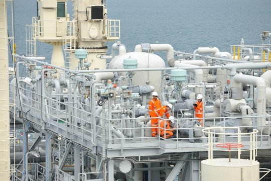 Pengamat: Gas bumi terserap maksimal dengan kerja sama Indonesia-Saudi