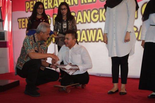 13 penyandang disabilitas lolos seleksi CPNS Jawa Tengah