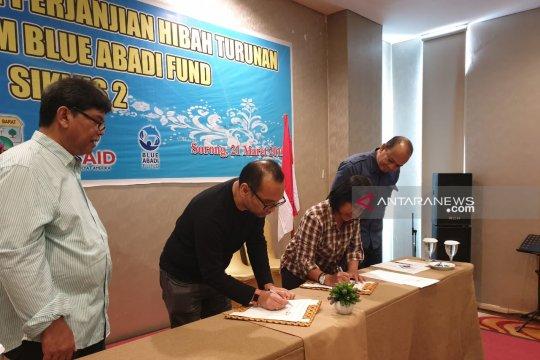 Kelola bentang laut, 20 lembaga lokal Papua Barat terima dana BAF