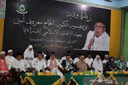 Kalangan milenial diklaim lebih banyak pilih Jokowi-Ma'ruf Amin