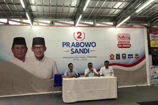 Seknas Prabowo-Sandi siapkan 267 advokat kawal TPS