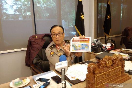 Densus bekuk satu anggota teroris JAD Bandung