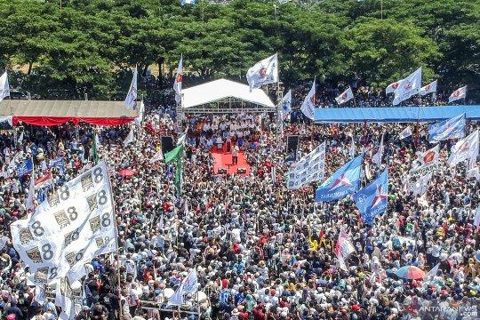 Kampanye Prabowo di Karawang