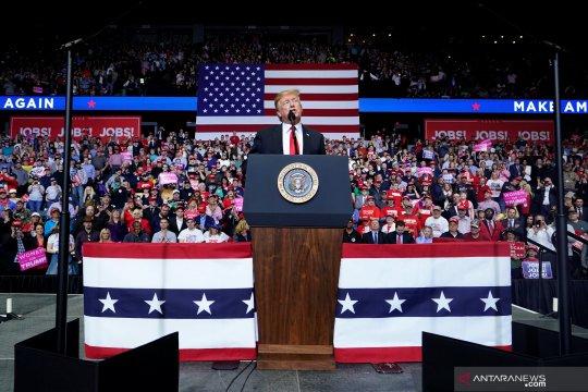 Trump masukkan pasukan elit Iran sebagai organisasi teroris
