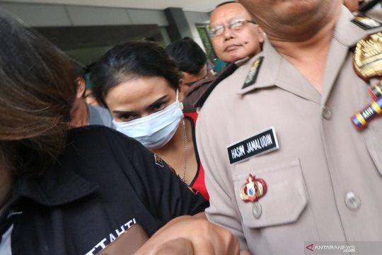 Kasus Vanessa Angel dilimpahkan ke Kejaksaan Negeri Surabaya