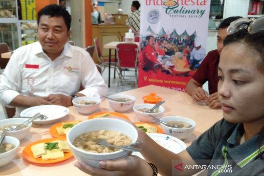 Festival Kuliner Solo akan angkat menu Timlo