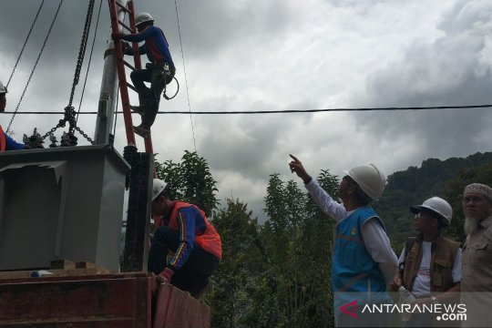 PLN Sulselrabar pastikan pasokan listrik pada Ramadhan Aman