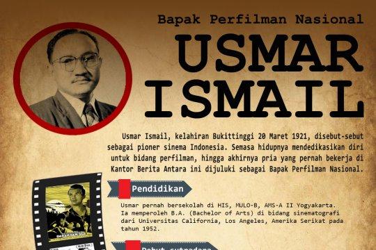 Bapak Perfilman Nasional, Usmar Ismail