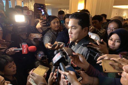 Erick Thohir sebut akan ada kejutan dari Jokowi dalam debat keempat