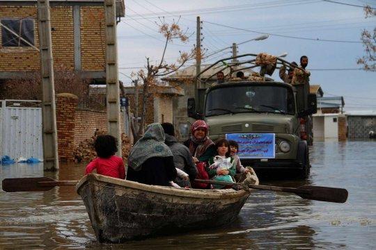 Palang Merah Inggris tawarkan bantuan untuk korban banjir di Iran