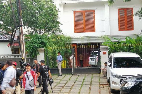 Kediaman Prabowo sepi jelang putusan MK