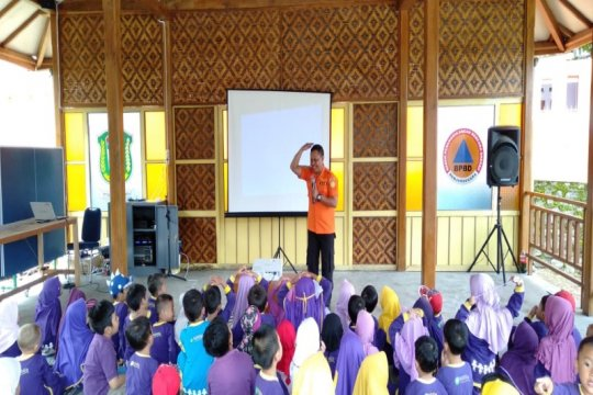 Sosialisasi bencana generasi muda di Banjarnegara-Jateng diintesifkan