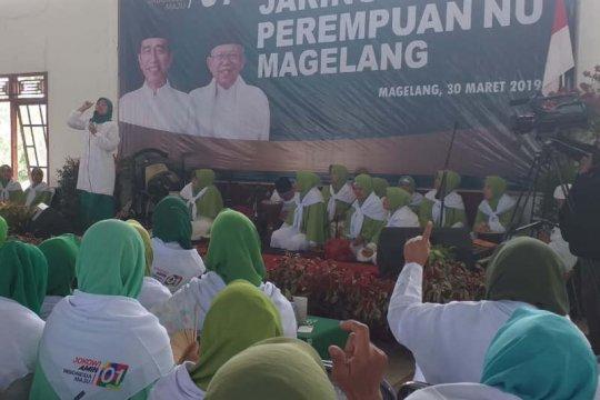 Perempuan NU siap tangkal hoaks terhadap Jokowi-Ma'ruf