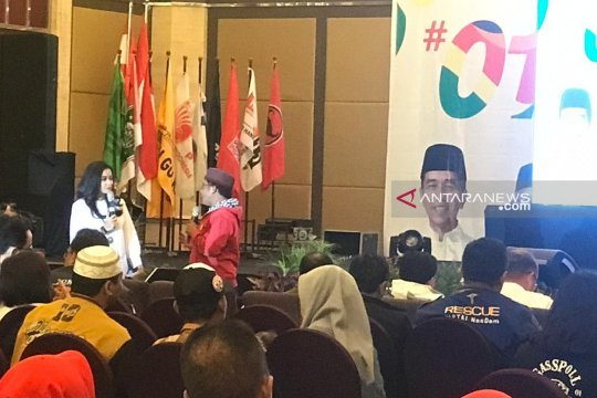 TKD Jatim nilai debat capres bukti pengalaman Jokowi