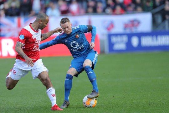 Feyenoord kalah lagi, kali ini ditekuk Utrecht 2-3