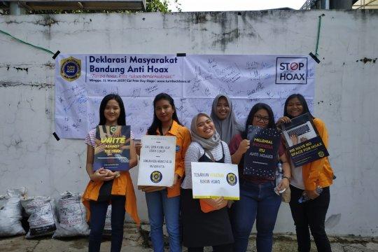 Mafindo gelar Deklarasi Anti Hoax di Bandung