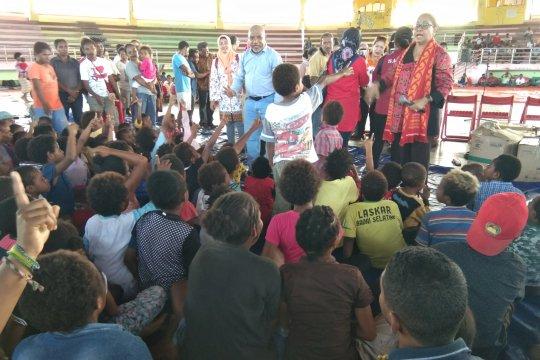 Menteri PPPA siap libatkan 1.000 perempuan dan anak tanam pohon
